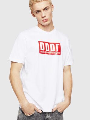T-JUST-A9, Blanc - T-Shirts