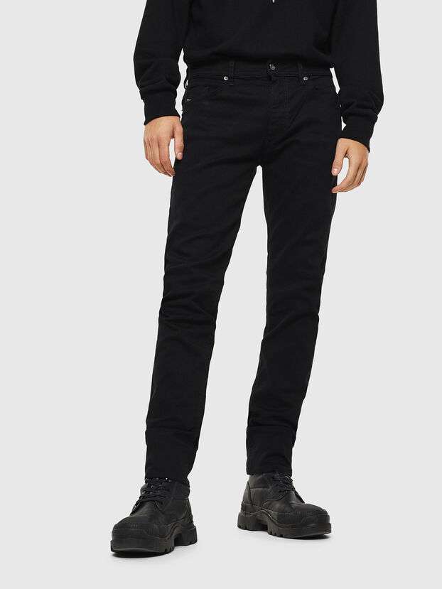 Thommer 0688H, Noir/Gris foncé - Jeans