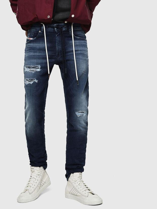 Thommer JoggJeans 069JF, Bleu Foncé - Jeans