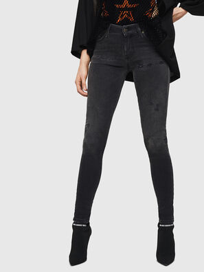Slandy 069GI, Noir/Gris foncé - Jeans