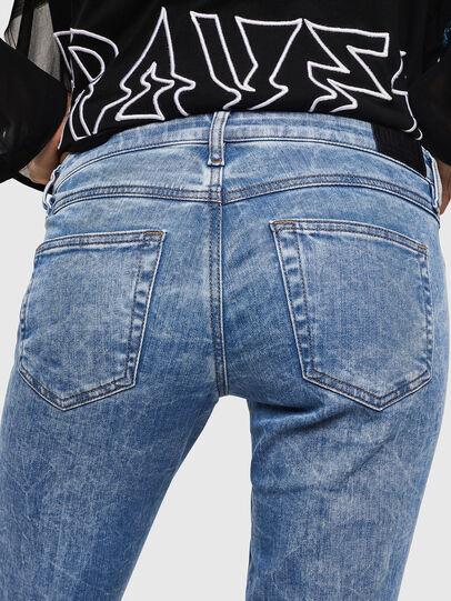 Diesel - Gracey JoggJeans 0870P, Bleu Clair - Jeans - Image 5