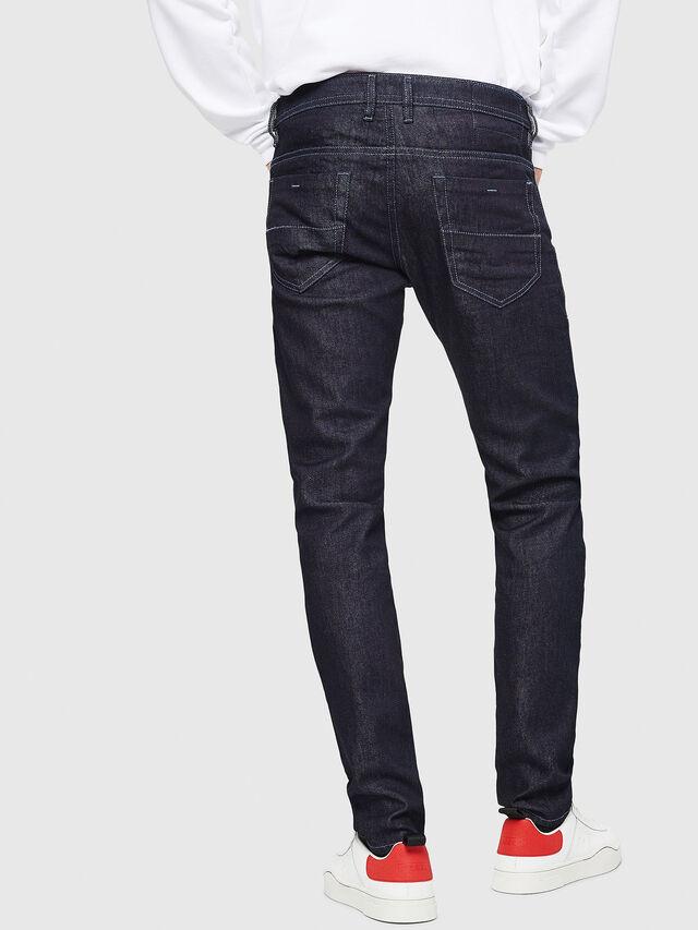 Diesel - Thommer 084HN, Bleu Foncé - Jeans - Image 2
