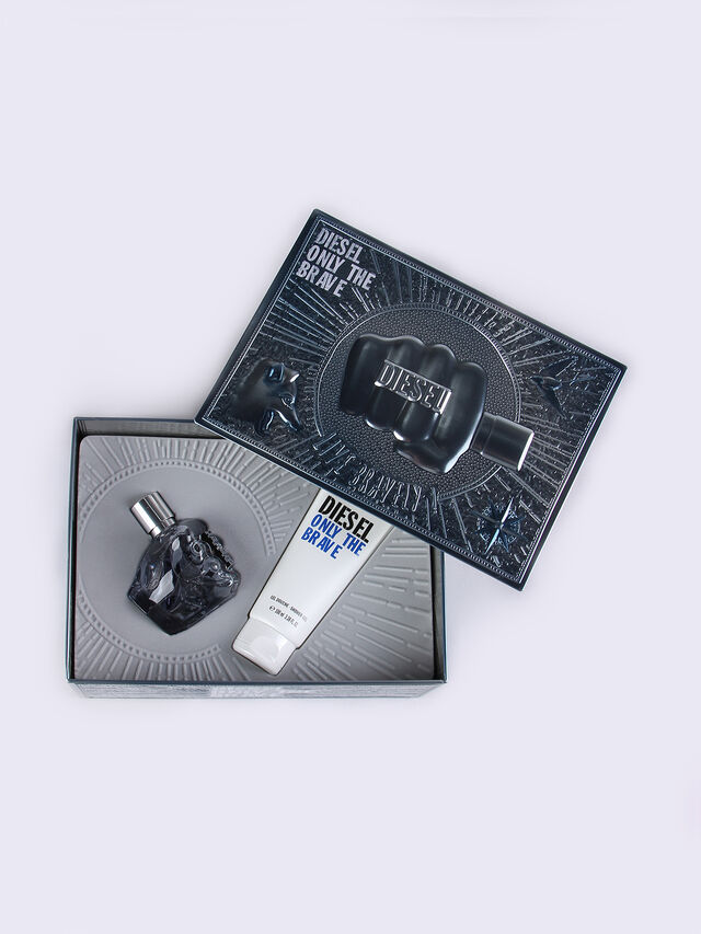 Diesel - ONLY THE BRAVE 50ML GIFT SET, Bleu - Only The Brave - Image 1
