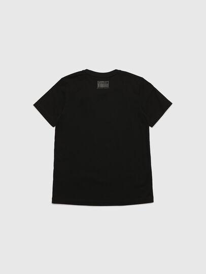 Diesel - TSILYHEART, Noir - T-shirts et Hauts - Image 2