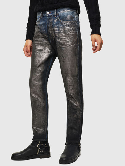 Diesel - D-Vider 0091J, Bleu moyen - Jeans - Image 6