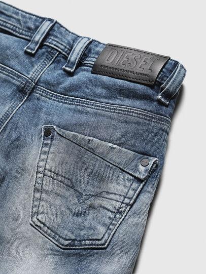 Diesel - KROOLEY-J-N, Bleu Clair - Jeans - Image 4