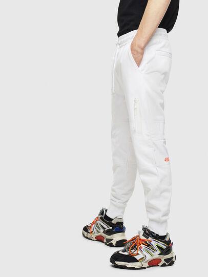 Diesel - P-ORTEX, Blanc - Pantalons - Image 5