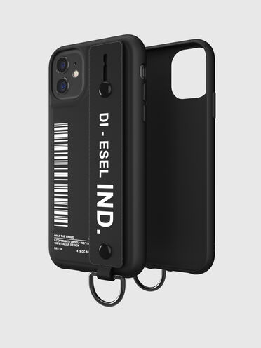 Coque avec bande rétractable pur iPhone 11