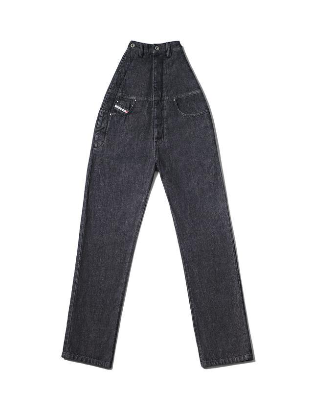 Diesel - GMPT01, Jean Noir - Pantalons - Image 1