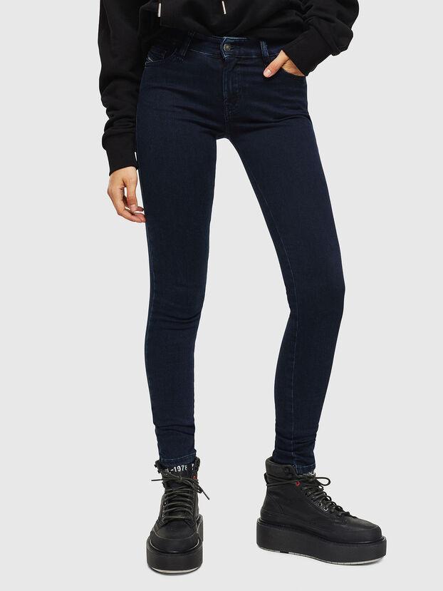 Slandy 0094Y, Bleu Foncé - Jeans