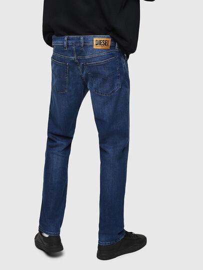 Diesel - Waykee 082AZ, Bleu Foncé - Jeans - Image 2