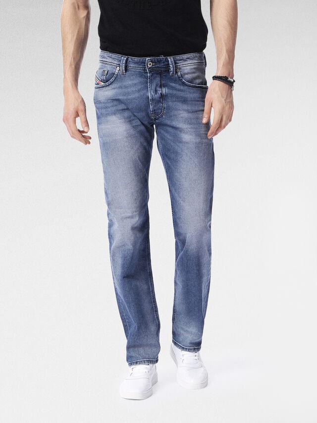 Diesel - Larkee 0853P, Bleu Clair - Jeans - Image 1