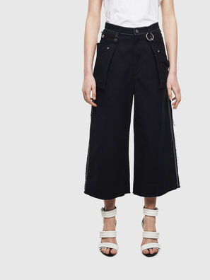 P-RAEY, Noir - Pantalons