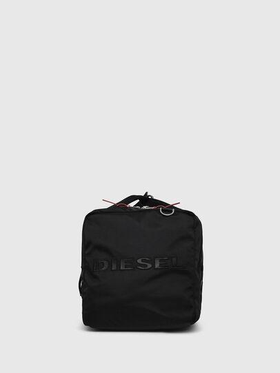 Diesel - M-CAGE DUFFLE M, Noir - Sacs de voyage - Image 2