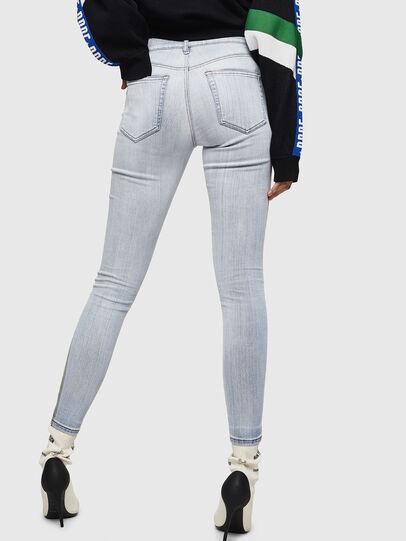 Diesel - Slandy 0090E, Bleu Clair - Jeans - Image 2