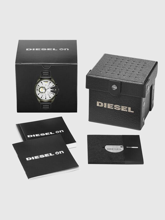 Diesel - DT1012, Noir - Smartwatches - Image 4