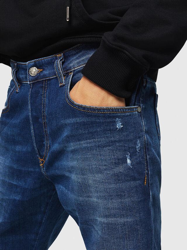 Diesel - D-Bazer 083AZ, Bleu moyen - Jeans - Image 3