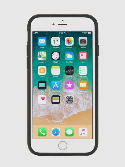Diesel - BLACK DENIM IPHONE 8 PLUS/7 PLUS/6S PLUS/6 PLUS CASE, Noir - Coques - Image 4