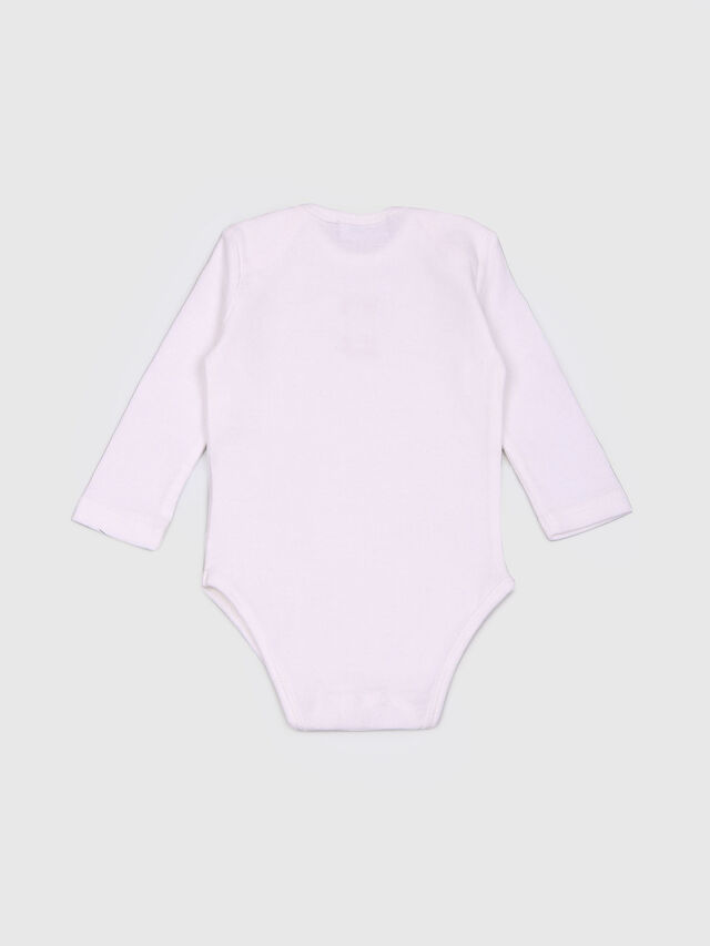 KIDS UNLO-NB, Blanc - Underwear - Image 2