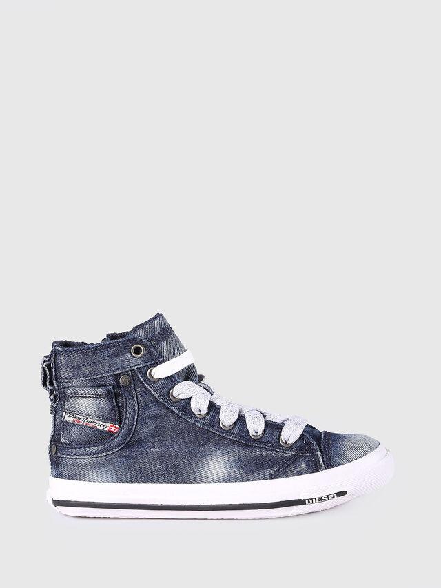 Diesel - SN MID 20 EXPOSURE C, Jean Bleu - Footwear - Image 1