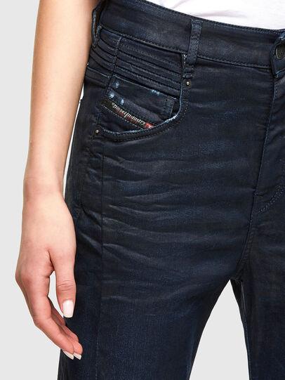 Diesel - Fayza JoggJeans® 069RW, Bleu Foncé - Jeans - Image 3