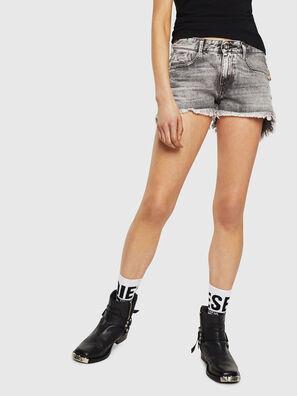 DE-RIFTY, Gris Clair - Shorts