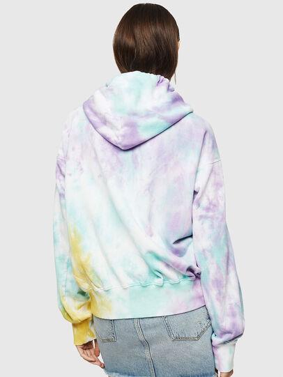 Diesel - F-ALBYHOOK-B, Multicolore - Pull Cotton - Image 2