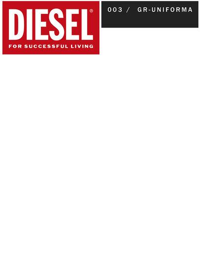 Diesel - GR02-P303-P, Blanc - Shorts - Image 2