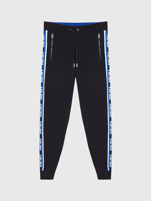 K-BANA, Noir/Bleu - Pantalons