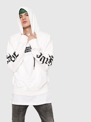 S-ALBY-HOOD-Y2,  - Pull Cotton