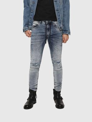 Thommer JoggJeans 069FC, Bleu moyen - Jeans
