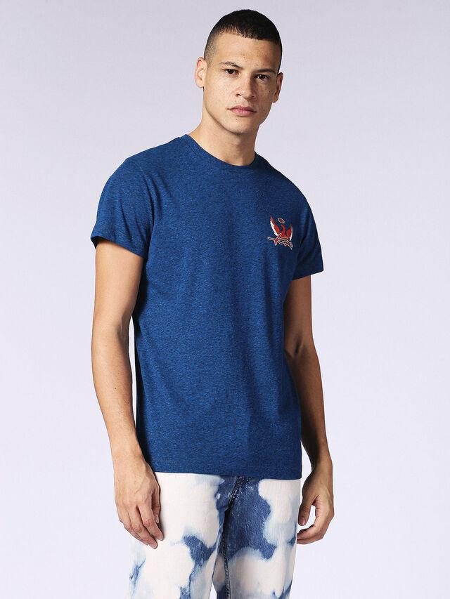T-DIEGO-SP, Bleu