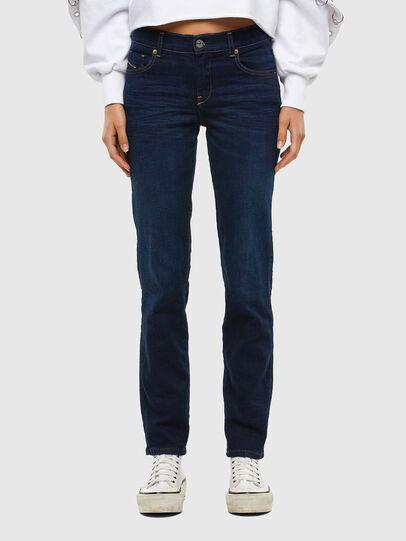 Diesel - Sandy 0095Y, Bleu Foncé - Jeans - Image 1