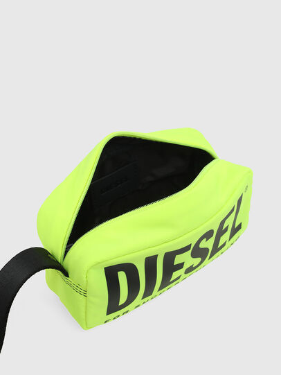 Diesel - BOLD POUCH, Jaune - Sacs - Image 4