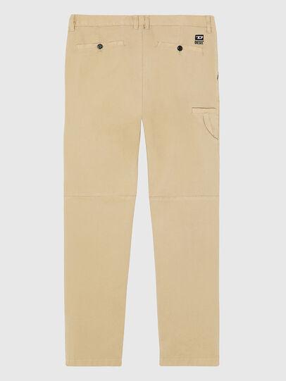 Diesel - P-PHILLIPE-KA, Beige - Pantalons - Image 2