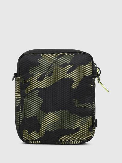 Diesel - ODERZO, Vert Camouflage - Sacs en bandoulière - Image 2