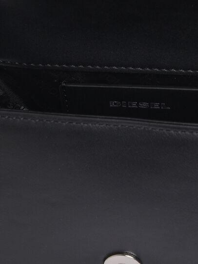 Diesel - YBYS S, Noir/Gris argenté - Sacs en bandoulière - Image 4