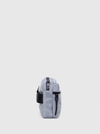 Diesel - X-BOLD BELTBAG, Gris - Sacs ceinture - Image 3