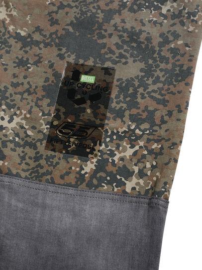Diesel - D-ONT-HURT-ME, Vert Camouflage - Pantalons - Image 7