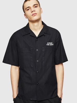 S-KULKOV, Noir - Chemises