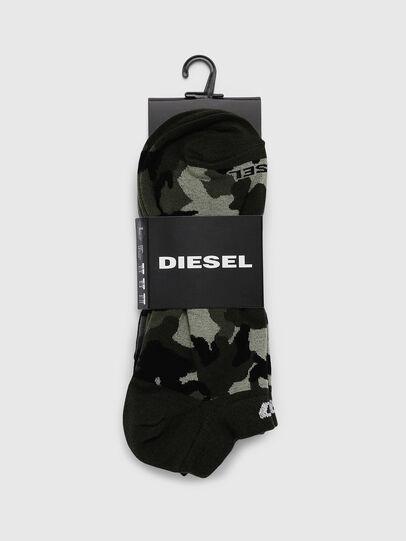 Diesel - SKM-GOST-THREEPACK, Gris foncé - Chaussettes - Image 2