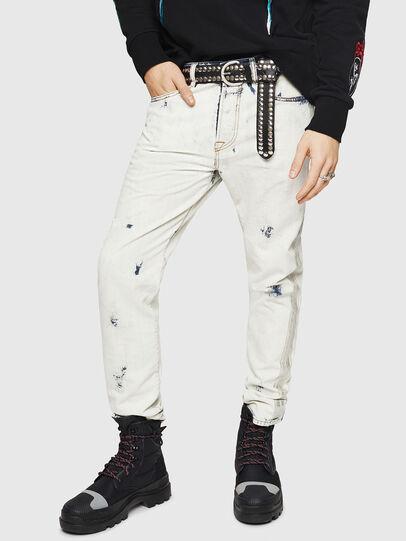 Diesel - Mharky 0890Q, Bleu Clair - Jeans - Image 5