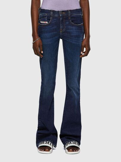 Diesel - D-Ebbey 09A30, Bleu Foncé - Jeans - Image 1