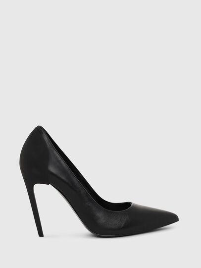 Diesel - D-SLANTY HH, Noir - Chaussures À Talon - Image 1