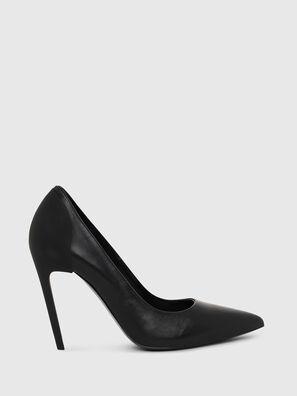D-SLANTY HH, Noir - Chaussures À Talon