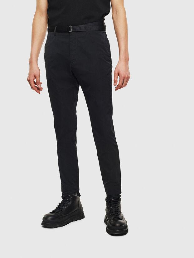 P-LOST-NP, Noir - Pantalons