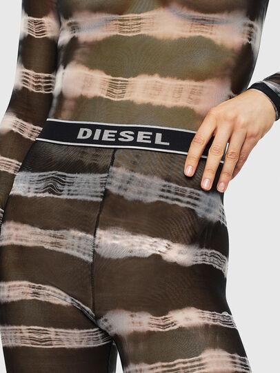 Diesel - UFLB-ASRIN-K, Noir/Blanc - Pantalons - Image 3
