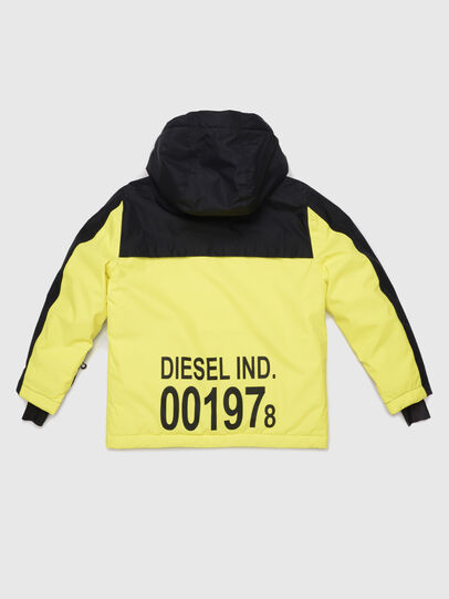 Diesel - JPOLAR-SKI, Noir/Jaune - Equipement de ski - Image 2