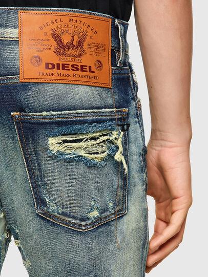 Diesel - D-Kras 009VI, Bleu Clair - Jeans - Image 3