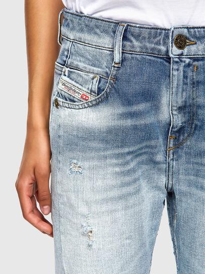 Diesel - Fayza 009TP, Bleu moyen - Jeans - Image 3